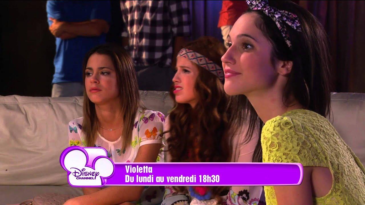Violetta saison 2 r sum des pisodes 1 5 - Jeux de violetta saison 2 ...