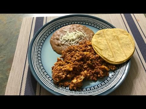 Saturday Morning [ Spanish ] Breakfast