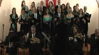 Akyaka Türk Sanat Müziği Korosu - Aşkım Bahardı Ümitler Vardı