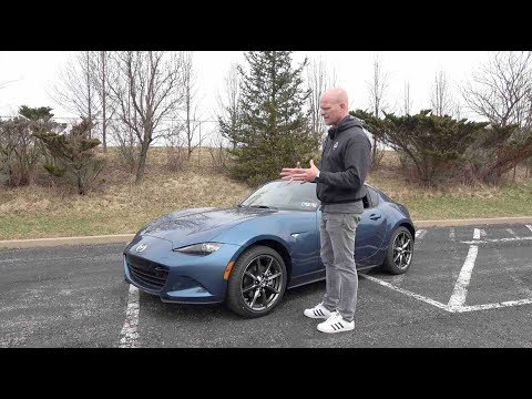 2019 Mazda Miata RF | Best Roadster Of All Time?