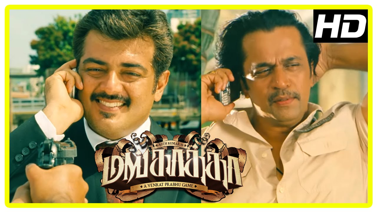 Download Mankatha Tamil Movie Climax | Truth about Ajith & Arjun revealed | Making of Mankatha | End Credits