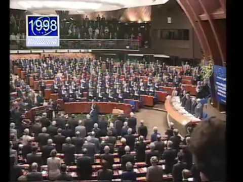 60 years Council of Europe - 2