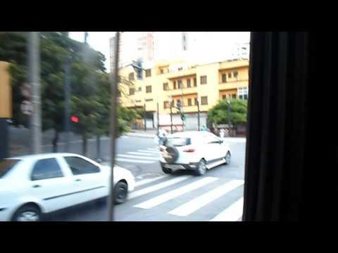 Public Bus in Belo Horizonte!