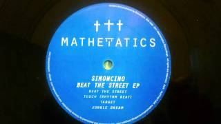 Simoncino - Beat the Street EP - Beat the Street