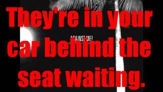 Against Me! - Miami (Lyrics on Screen)
