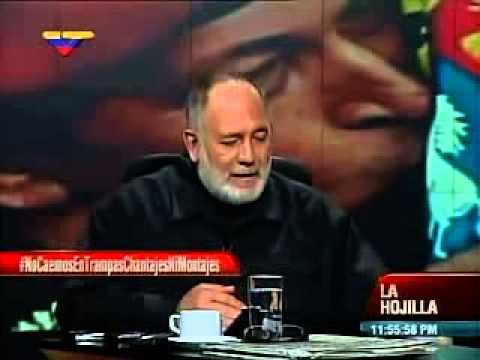 Tras leer comunicado, Mario Silva argumenta que el audio presentado por Ismael García es falso