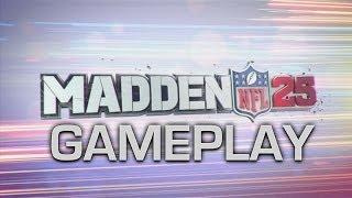Madden NFL 25 Gameplay