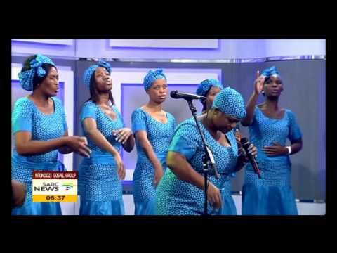 Ntondozi Gospel Group on their 8th album