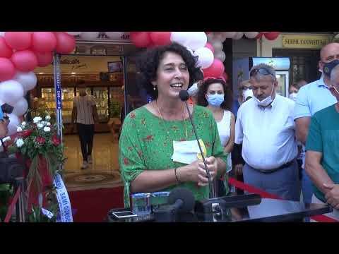 Gereli Kooperatifi'nin ikinci yerinin açılışını Başkan Soyer yaptı