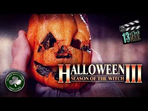 13 O'Clock Movie Retrospective: Halloween 3: Season of the Witch