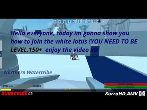 Avatar The Last Airbender How To Join The White Lotus Youtube