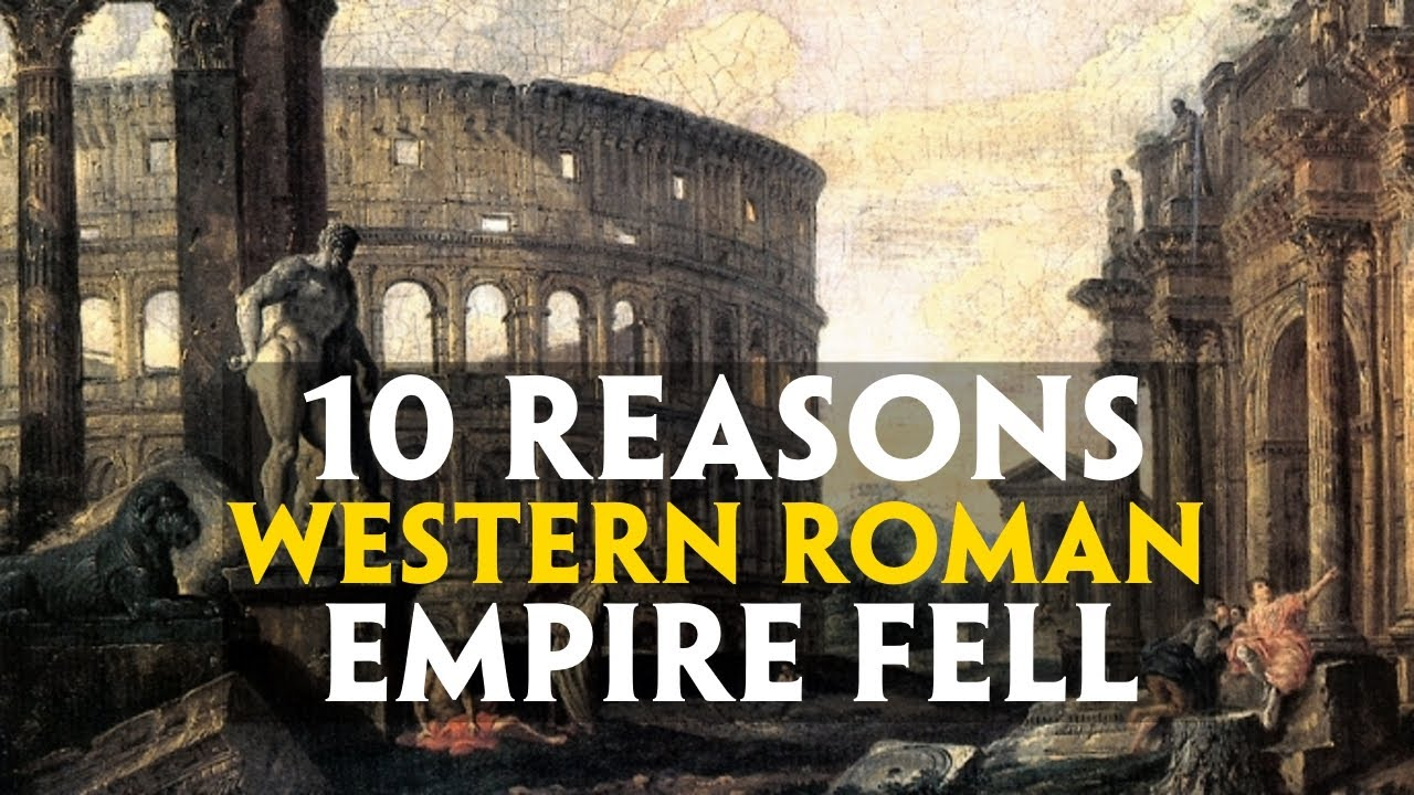 the reasons for the fall of the roman empire If we start to consider aspect in the fall of the roman empire by looking through the social lens it is worth religious reasons for the fall of the roman empire.