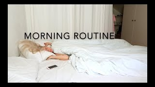 MORNING ROUTINE! - DENISE KROES