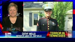 Mother of Murdered Chattanooga Marine Reveals Stunning Fact About Obama