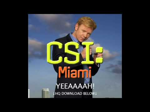 What are the theme songs for all CSI shows - answers.com