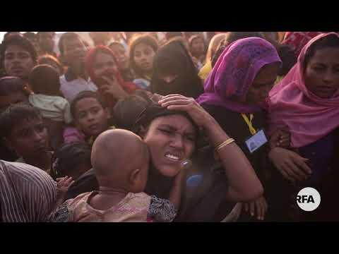 RFA lengmol - Misery in Myanmar's Rakhine