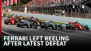 'Things are going to get worse for Ferrari from here'