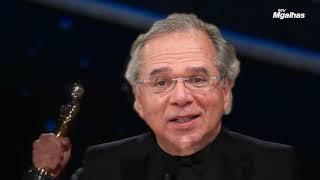 Paulo Guedes vence prêmio por frases mais absurdas