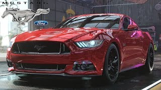 Need For Speed Heat - '15 Ford Mustang GT - Customization, Review, Top Speed