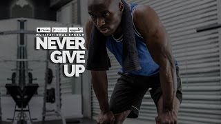 Never Give Up - Motivational Rap - I am a Champion