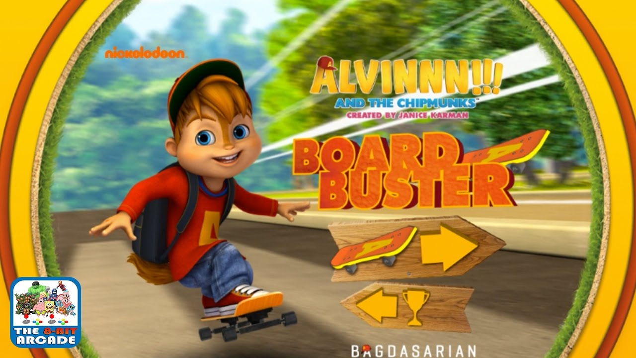 Alvin and the Chipmunks - Play Games
