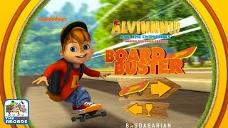 Alvin and the Chipmunks: Board Buster - Skateboard Long Distances (Nickelodeon Games)
