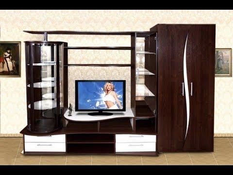 Мебельные Стенки для Гостиной - 2018 / Furniture Walls For The Living Room