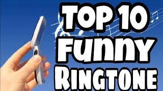 Download Top 10 funny ringtone HINDI best ever Mp3 and Videos