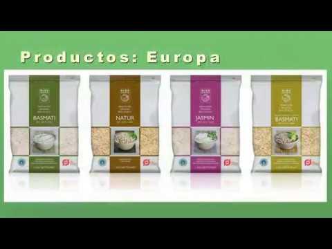 Casos  Internacionalización de arroz orgánico