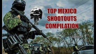 Balaceras en México #7 | Top Mexico shootouts