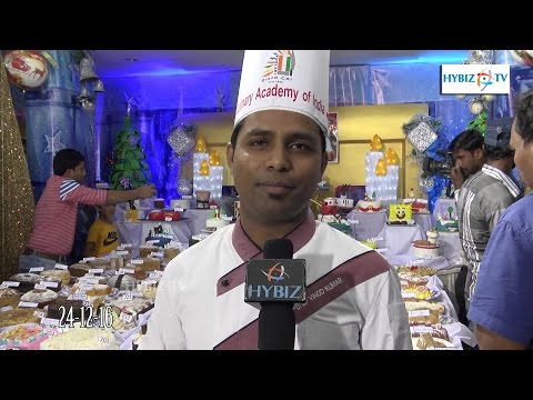 Chef Vinod Kumar Culinary Academy of India Hyderabad | hybiz