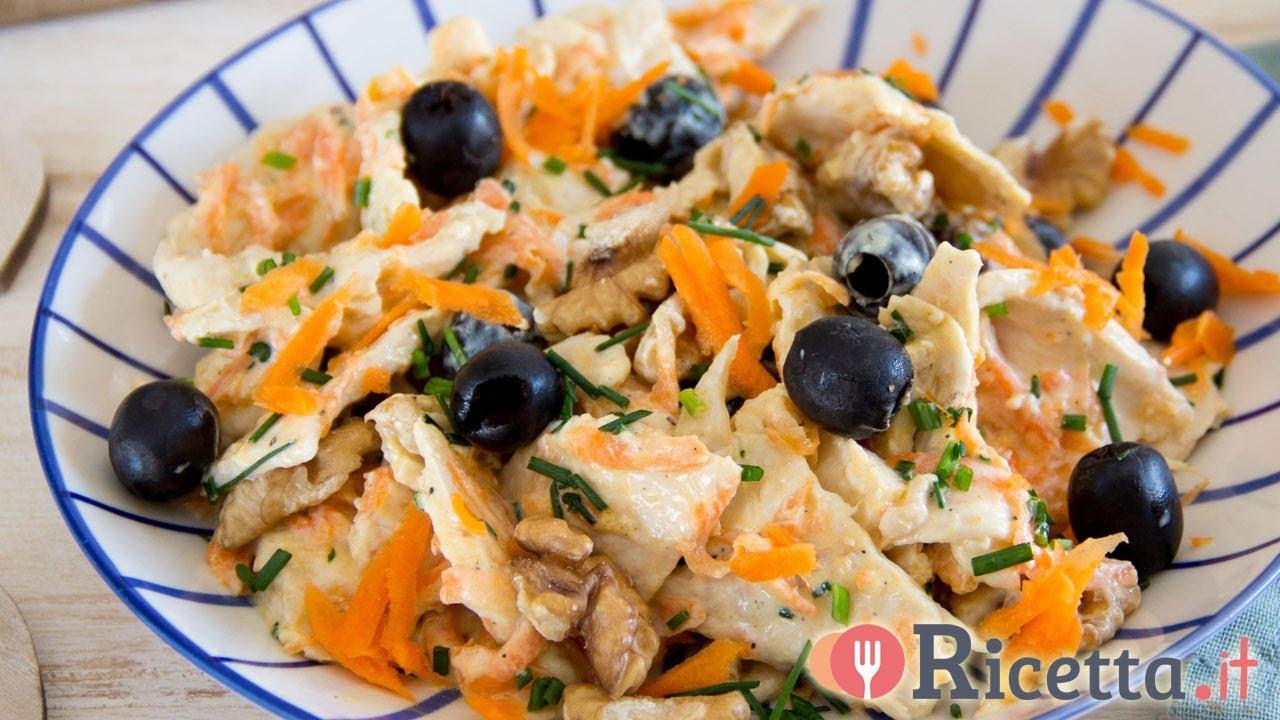 insalate dietetiche fatte in casa