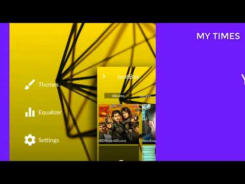 best music player for android Best Sound Quality | Low Battery Consumption | MY TIMES