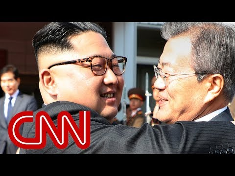 North and South Korean leaders meet for second time