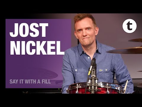Say it with a fill | Jost Nickel - Jan Delay Band |Thomann