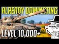 ► Already DOMINATING - Progetto 65, 10,000+! 🔥 - World of Tanks Progetto 65 Gameplay
