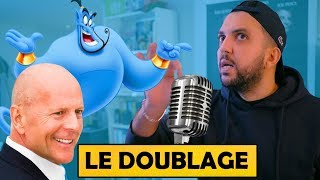 LE DOUBLAGE