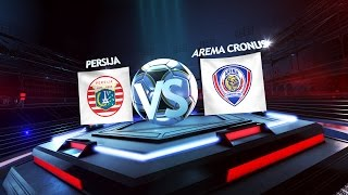Grup A: Persija Vs Arema Cronus (0-1) - Match Highlights