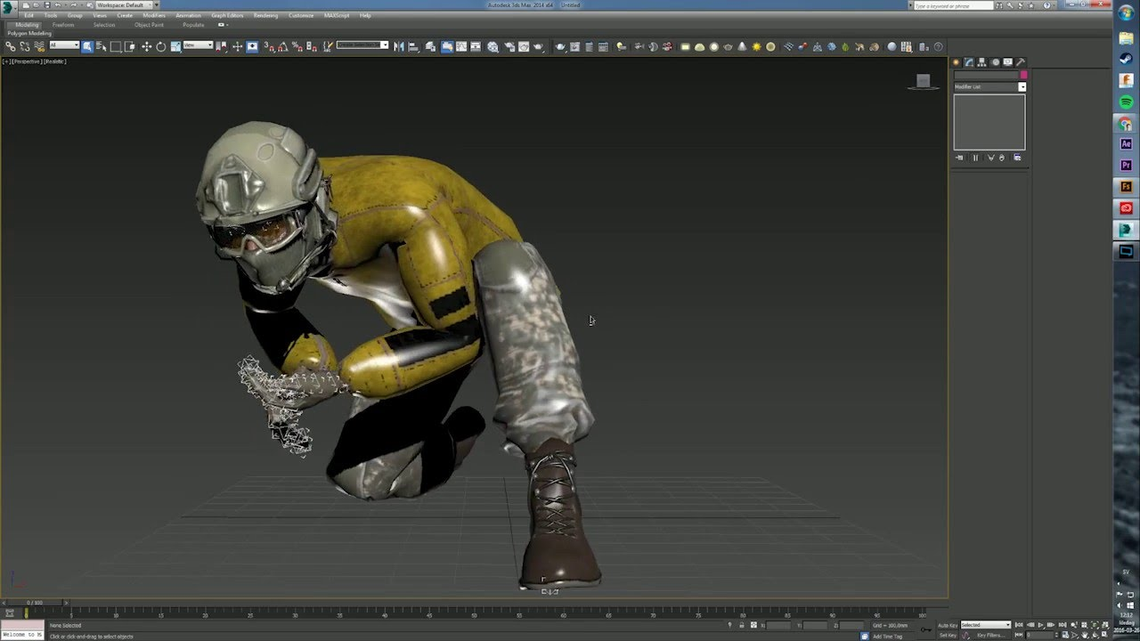 3d Modeling Rendering And Animation Create 3d Models With Adobe For Your Games Renders Or 3d Prints