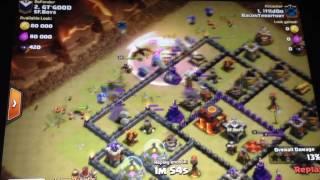CoC Challenge Joe Update vid (clash of clans)