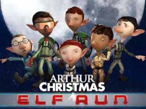 Arthur Christmas Elves.Arthur Christmas Elf Run Game