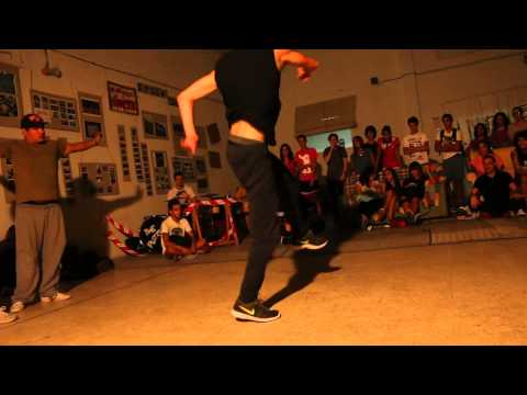 Babylon Battle 2014 - BADAJOZ 2 VS 2 BBOYING
