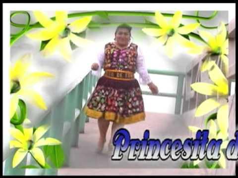 """Princesita de Tambobamba"":Presentacion artista exclusiva de radio santa monica anta cusco"
