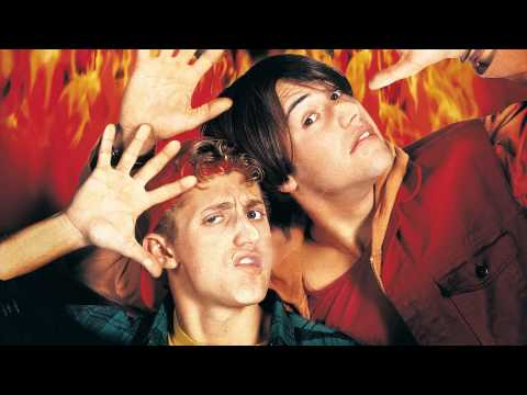 Neverland - For The Love Of (Music) - Bill & Ted's Bogus Journey Missing Track