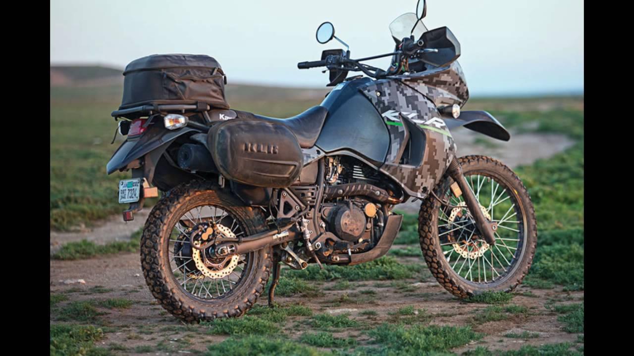 New 2017 Kawasaki KLR650 2018