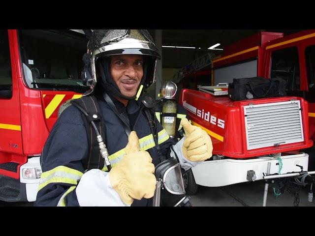 [REPORTAGE]  Les pompiers de Saint-Martin (971)