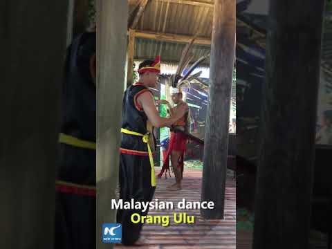 Dances from Laos, Malaysia at China-ASEAN Expo in Nanning, China