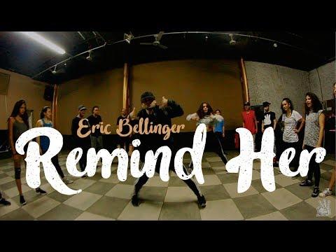 Eric Bellinger - Remind Her Choreography | Broop'Z