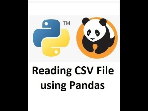 how to use csv files in python