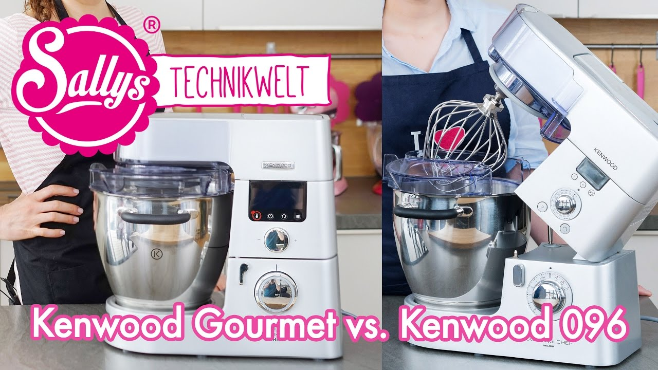 Cooking Chef Ou Thermomix Tm5 Kenwood Gourmet Vs Kenwood Cooking Chef 096